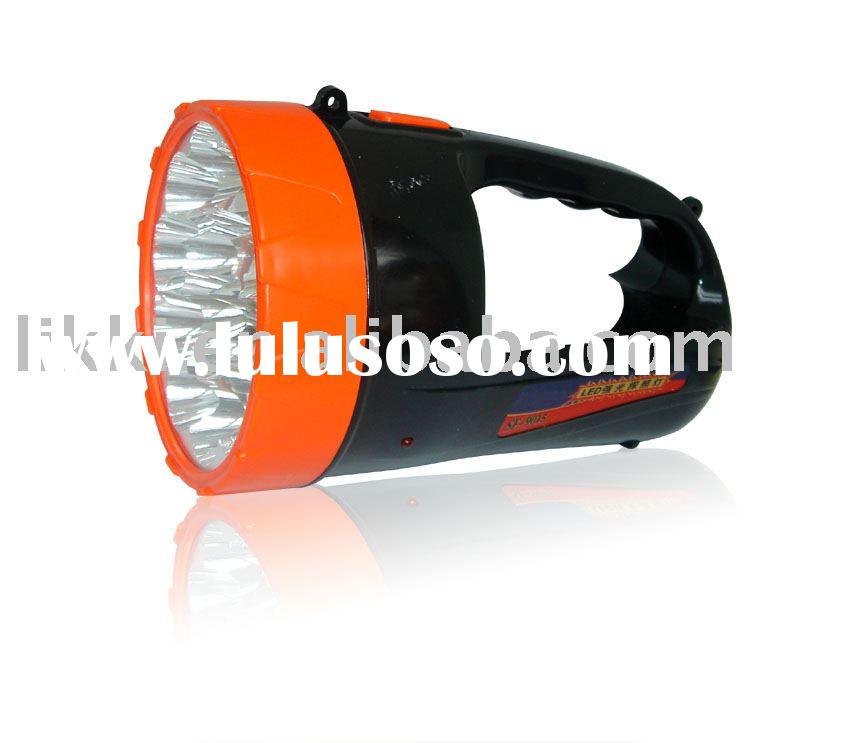 Rechargeable LED Searching flashlight