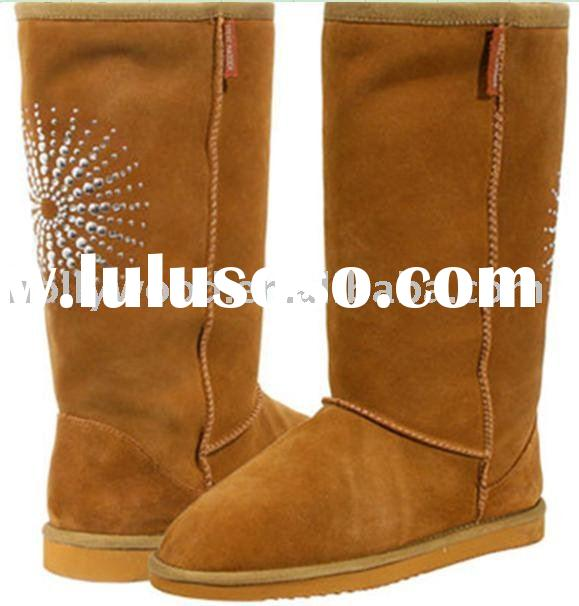beautiful Ladies fashion winter snow boots