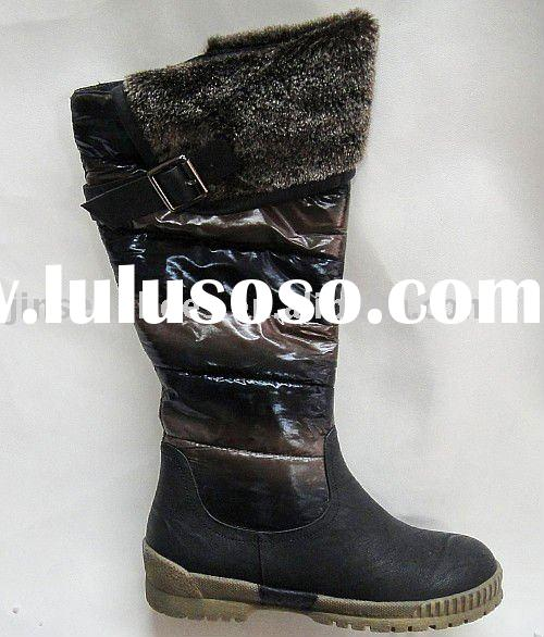 ladies boot in 2011winter hot sale