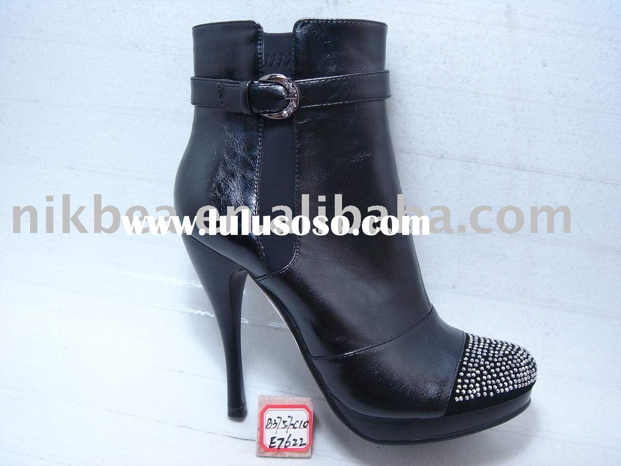 2011 New Fashion Cheap High Heel Woman Boots for wholesale