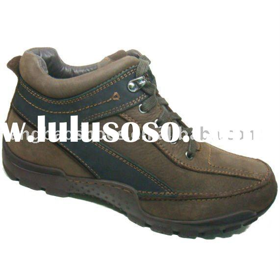 Fashional Genuine Leather Outdoor Men boots