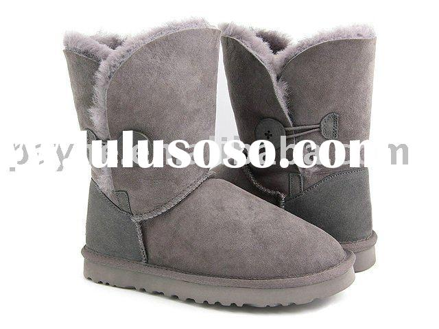 Genuine leather boots 5803