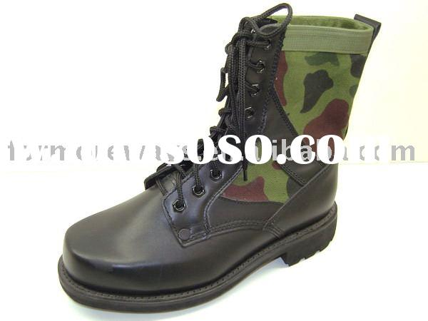 Leather Combat Boots/military boots