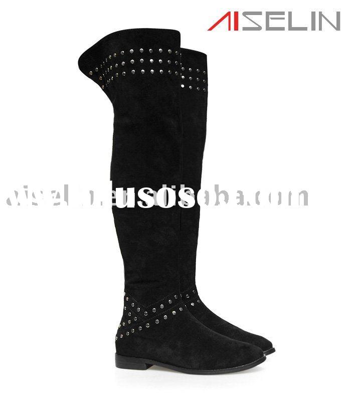 Women knee high boots