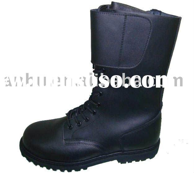 fashion boots military style
