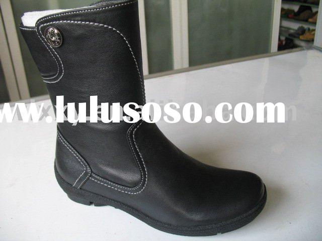 hot sale leather  boot