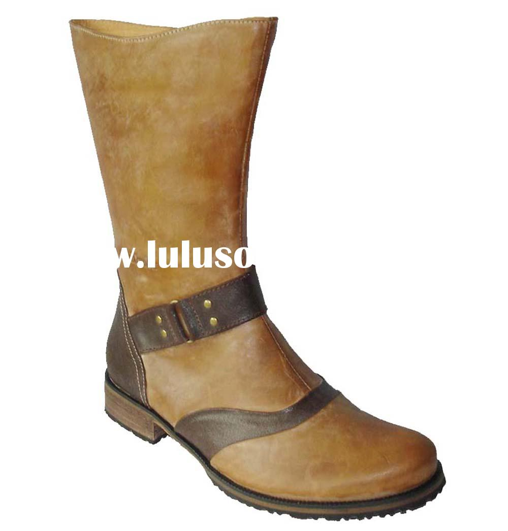military  army combat men supply boots men fashion shoe