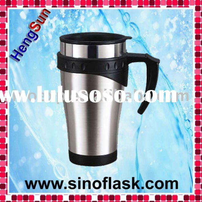 16oz Stainless Steel Insulated Thermal Mug