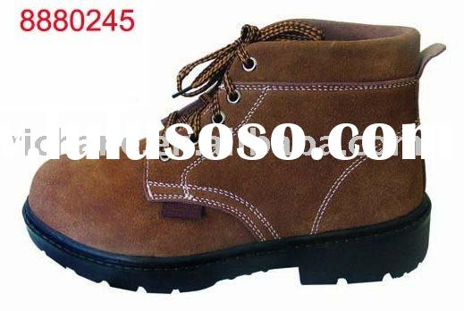 8880245 Steel toe Industrial Rubber sole Safety Shoes
