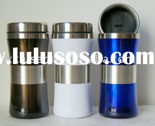 BPA free stainless steel travel mugs