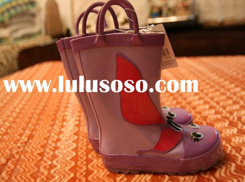 KIDS RUBBER BOOTS