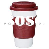 Promotional Travel Mugs & Thermos',Double Wall Ceramic Tumbler