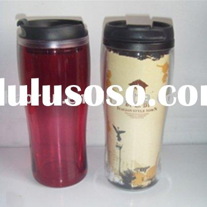 insulated travel coffee cup