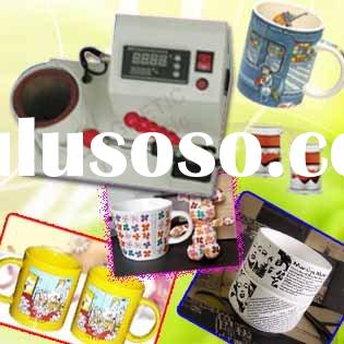 mug heat-transfer printing machine-CE certification