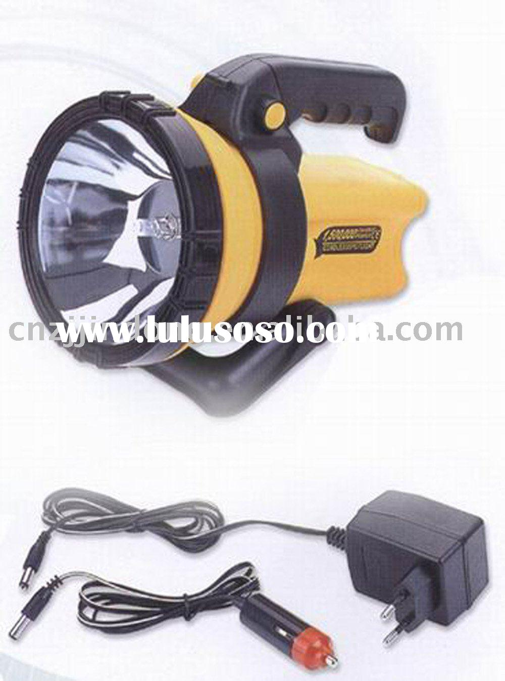 0.5mcp rechargeable spotlight
