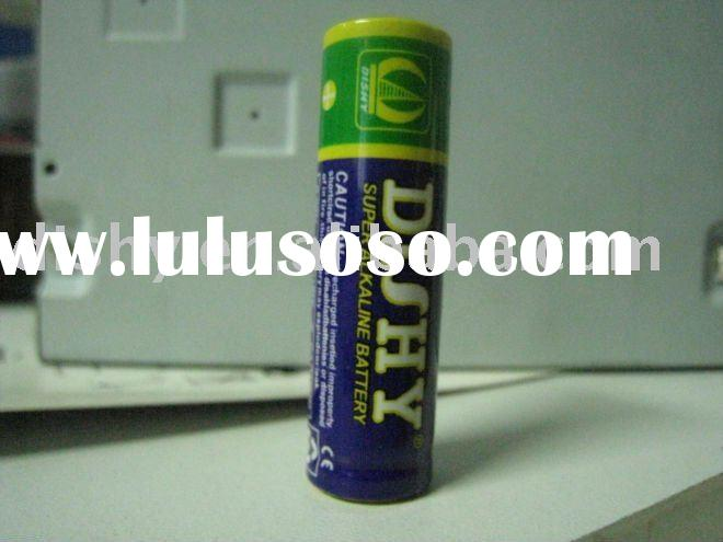 1.5V LR6 AA energizer alkaline torch battery charger