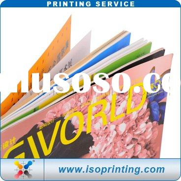 2011 hot sales digital book printing