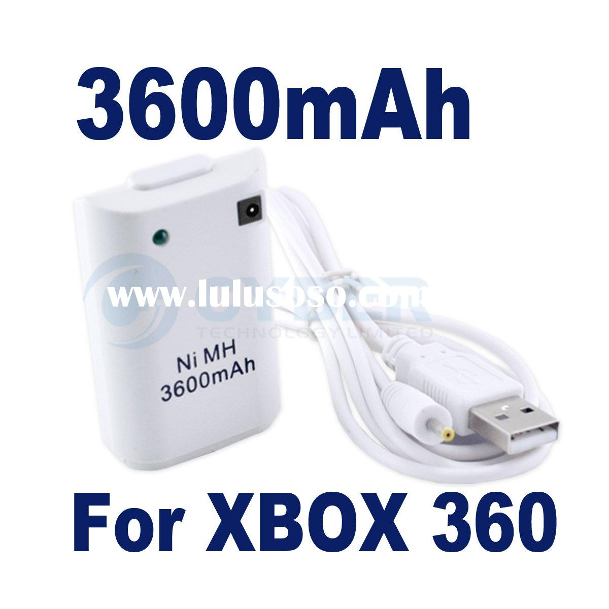 3600mAh Rechargeable Battery pack