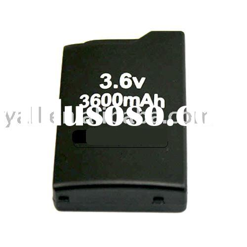 3600mah For PSP Battery