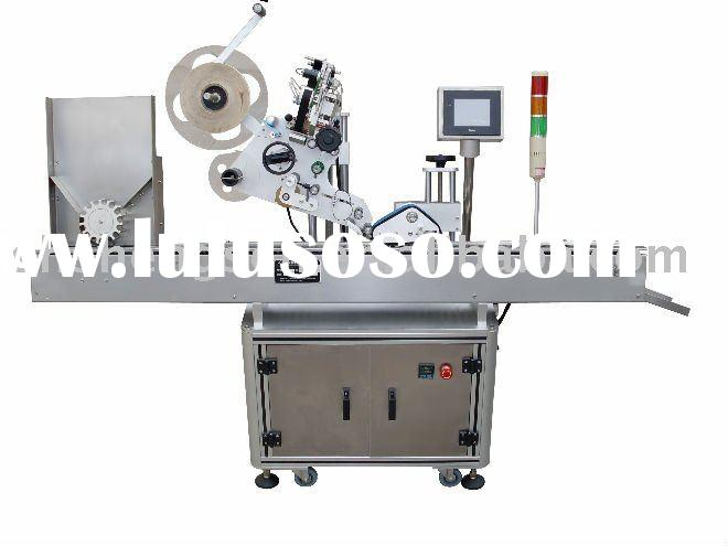 Automatic Vials Label Packaging Machine for Small Bottles