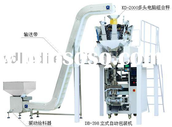 Automatic food Packaging machinery system