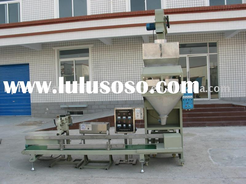 Automatic weighing & packing machine(net weight type)