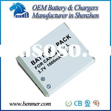 Battery,Digital camera battery For Can.NB-6L