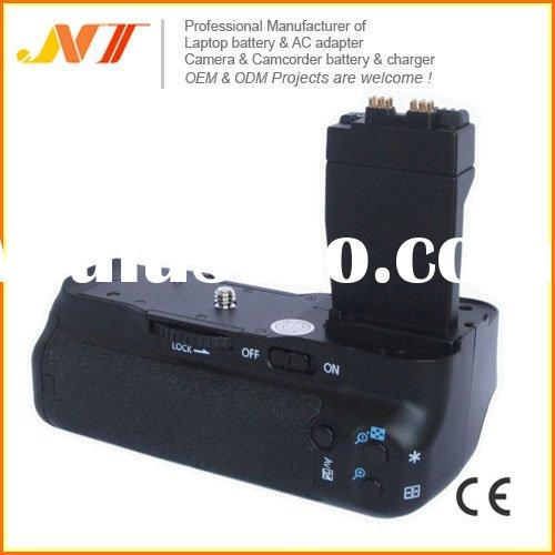 Battery Pack Holder for Canon EOS 550D Rebel T2i SLR BG-E8,BGE8 Grip