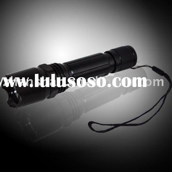 Best LED rechargeable flashlight