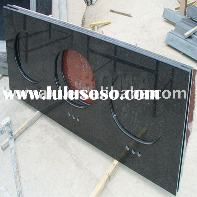 Black Granite Vanity Top