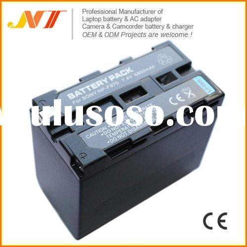 Camcorder Battery Pack for SONY NP-F970 NP-F960