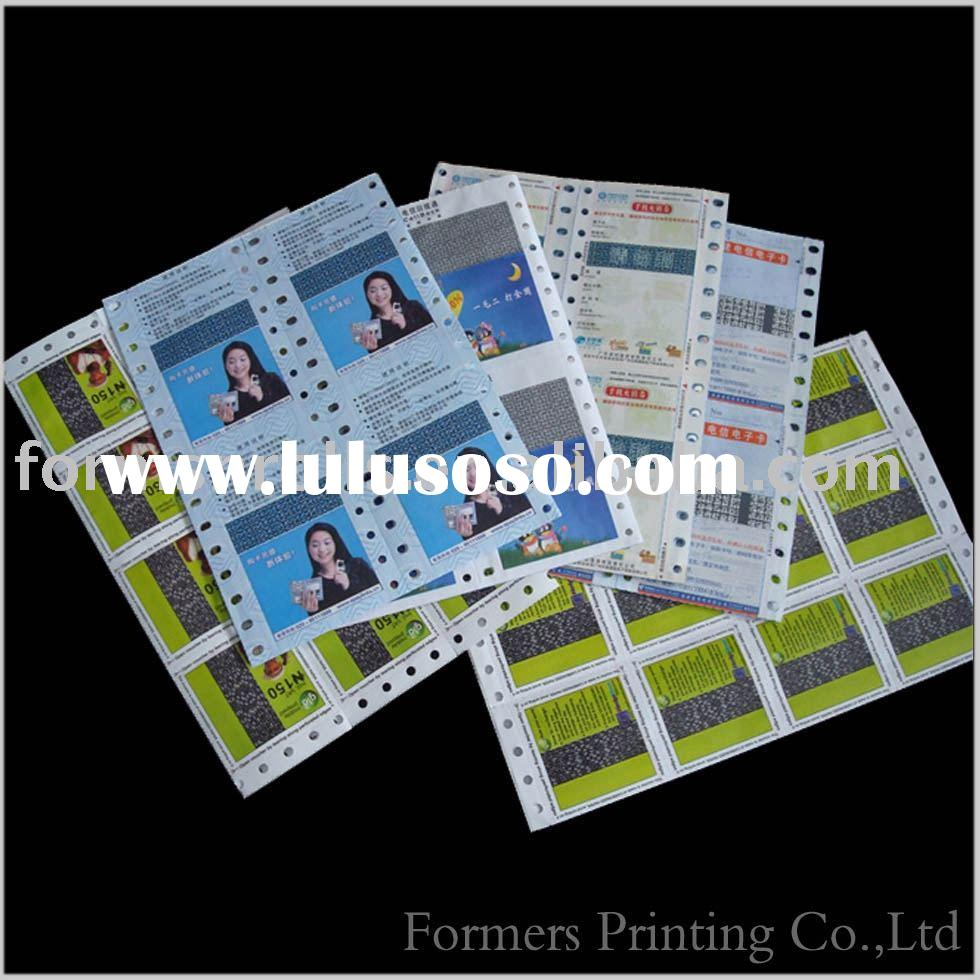 Arnaque coupons recharges telephone