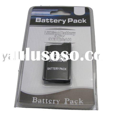 For PSP1000 3600Mah Battery