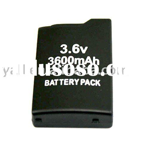 For PSP 3600mAh Battery