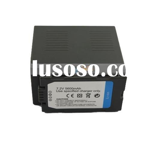 For Panasonic Camera 7.2V Battery