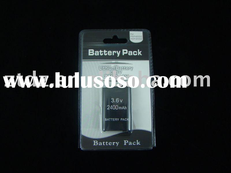 For psp3000 battery pack