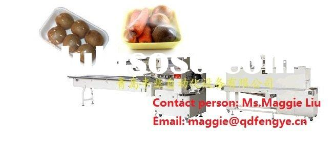 Frozen Food Auto Shrink Wrapping Machine