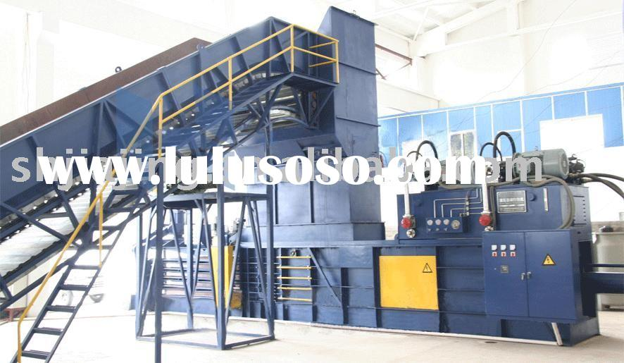 Full Automatic Waste Paper Baler Machines