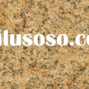 G672 yellow color granite tile