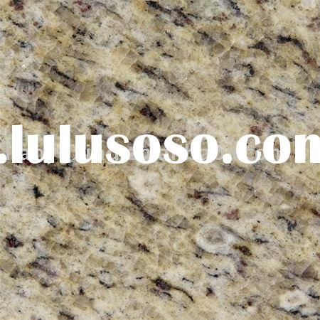 Giallo Imperial granite tile (slab,cut-to-size)
