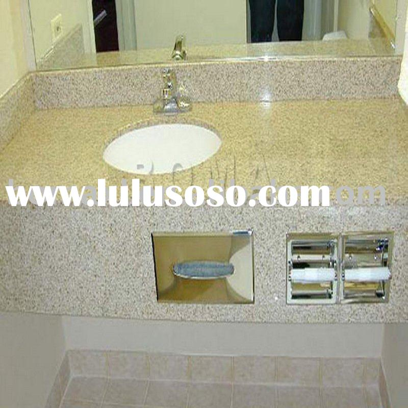 Golden Sand Countertop & Vanity Top