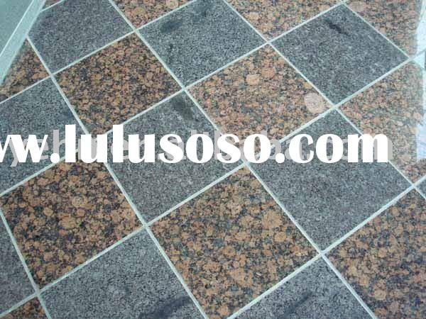 Granite flooring tile