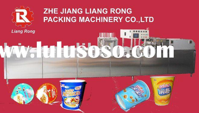 Instant noodle packaging machinery