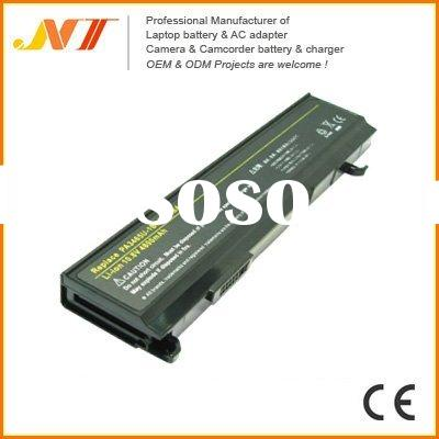 Laptop battery for Toshiba PA3451U-1BRS, PA3457U-1BRS, PA3465U-1BRS, PABAS067, PABAS069