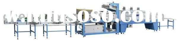 Lineal Type Shrink Packaging Machinery