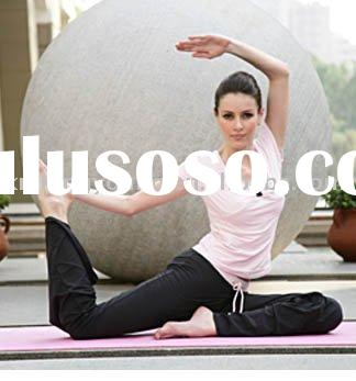 Organic Cotton yoga wear