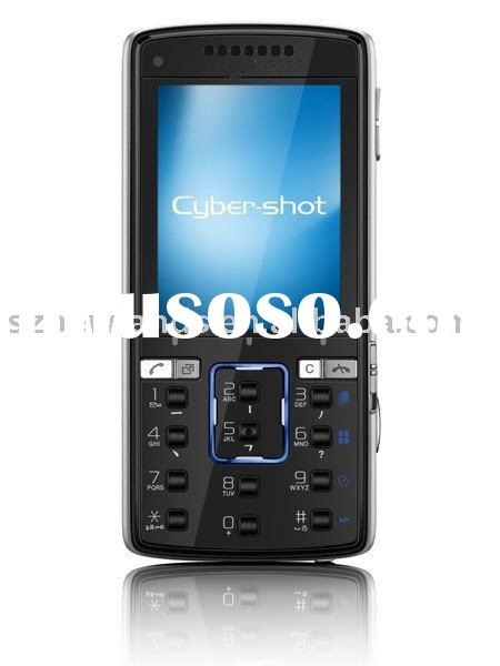 Original Unlocked SE K850i Mobile Phone Quad-Band Bluetooth Java FM Camera  3G K850 Cell Phone