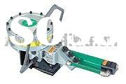 Pneumatic strapping packing machine  STS-25-32 with competitive price,