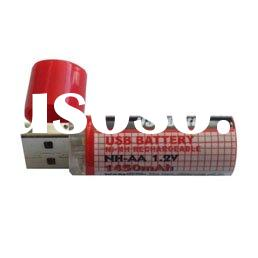 Rechargeable Battery&USB Battery