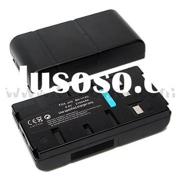 Rechargeable Camera Battery, Video Camcorder Battery,Battery Pack for JVC BN-V12U